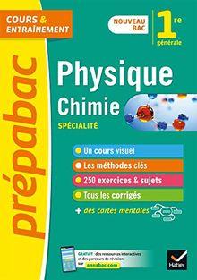 Physique-Chimie spécialité 1re S