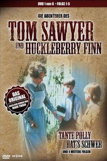 Tom Sawyer & Huckleberry Finn DVD 1 (Folge 1-5)