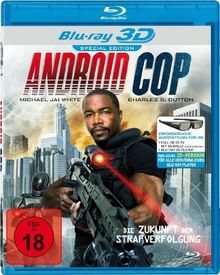 Android Cop [3D Blu-ray] [Special Edition]