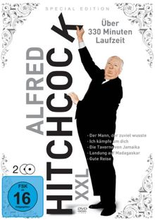 Alfred Hitchcock XXL [2 DVDs]