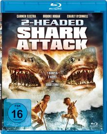 Two Headed Shark Attack [Blu-ray]