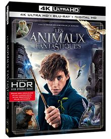 Les animaux fantastiques [Blu-ray 4K]