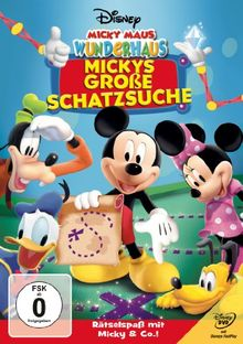 Micky Maus Wunderhaus - Mickys große Schatzsuche