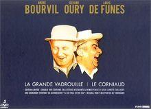 Coffret Gérard Oury : La Grande Vadrouille / Le Corniaud - Édition 5 DVD