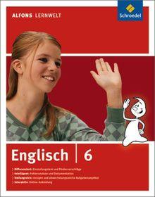 Alfons Lernwelt Lernsoftware Englisch - Ausgabe 2009: Englisch 6