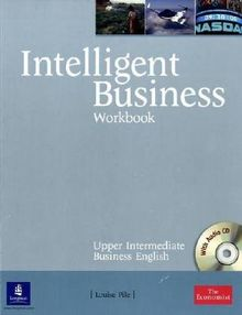 Intelligent Business Upper-Intermediate. Workbook with Audio CD