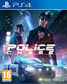 Polizei Verfolgungsjagd Spiel PS4