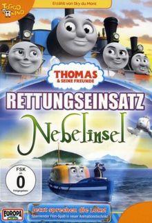 Thomas und seine Freunde - Rettungseinsatz Nebelinsel