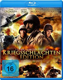 Kriegsschlachten Edition - The Call To Duty [9 Filme in einer 2 Disc Blu-ray Limited Edition]