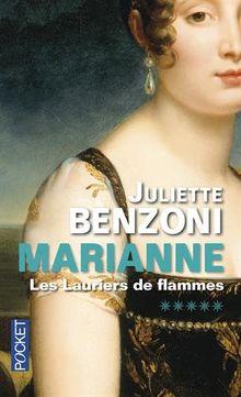 Marianne, Tome 5 : Les lauriers de flammes