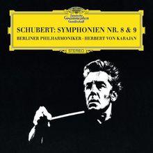 Sinfonie 8 d 759/Sinfonie 9 d 944
