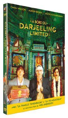 A bord du Darjeeling limited [FR Import]