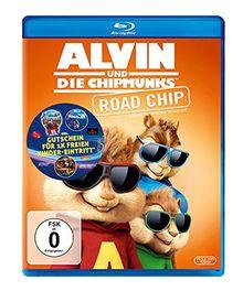 Alvin und die Chipmunks 4: Road Chip (Blu-ray)