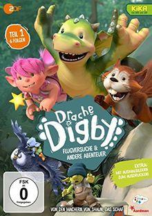 Drache Digby - Flugversuche & andere Abenteuer (Staffel 1 Volume 1)
