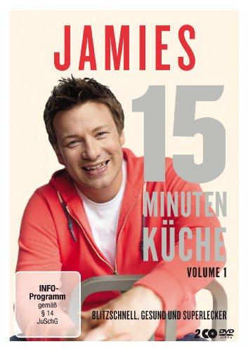 Jamies 15 Minuten Küche Volume 1 2 Dvds Von Jamie Oliver