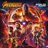 Avengers Infinity War Official 2019 Calendar - Square Wall C