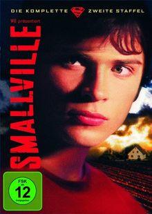 Smallville - Die komplette zweite Staffel (6 DVDs)