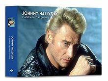 Johnny Hallyday : L'agenda-calendrier