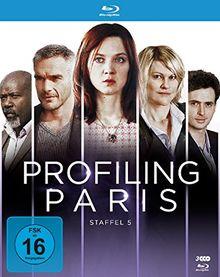 Profiling Paris - Staffel 5 [Blu-ray]