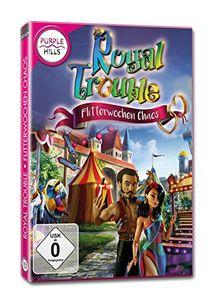 Royal Trouble 2 - Flitterwochen Chaos