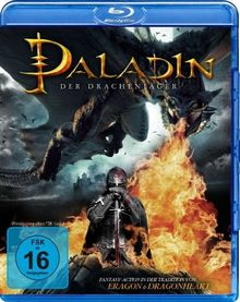 Paladin - Der Drachenjäger [Blu-ray]