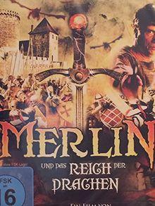 Merlin und das Reich der Drachen [Blu-ray]