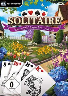 Solitaire Beautiful Garden Season (PC)