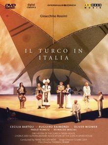Rossini, Gioacchino - Il Turco in Italia (NTSC)