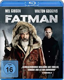 Fatman [Blu-ray]