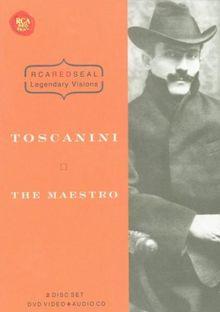 Arturo Toscanini - Legendary Visions (+ Audio-CD)