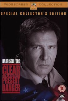 Clear and Present Danger (Special Collector's Edition) [UK Import]