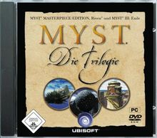 Myst - Die Trilogie (inkl. Myst Masterpiece Edition, Riven & Myst III: Exile) (DVD-ROM) (Software Pyramide)
