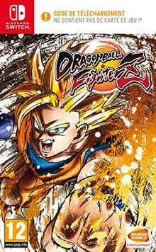 Namco Bandai - Dragon Ball Fighter Z - Switch Code only