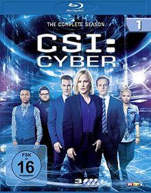 CSI: Cyber - Season 1 [Blu-ray]