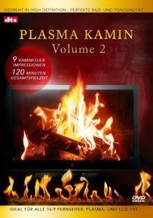 Plasma Kamin, Vol. 2 - 9 Kaminfeuer Impressionen in HD Qualität