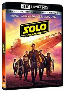Solo, a star wars story 4k ultra hd [Blu-ray] [FR Import]