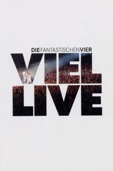 Die Fantastischen Vier - Viel (live) [2 DVDs]