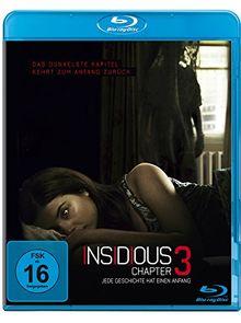 Insidious: Chapter 3 (inkl. Digital HD Ultraviolet) [Blu-ray]