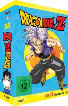 Dragonball Z - Box 4/10 (Episoden 108-138) [6 DVDs]