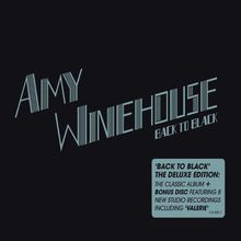 Back to Black (Ltd. Deluxe Edt.) [CD+Bonus-CD]