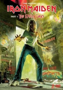 The History Of Iron Maiden, Part 1: The Early Days [2 DVDs]