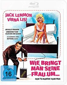 Wie bringt man seine Frau um (How To Murder Your Wife) [Blu-ray]
