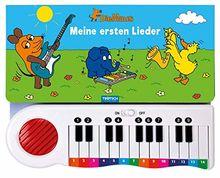 """Meine ersten Lieder """"Die Maus"""": mit kleinem Mini-Keyboard"""