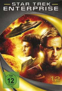 Star Trek - Enterprise: Season 1, Vol. 2 [4 DVDs]