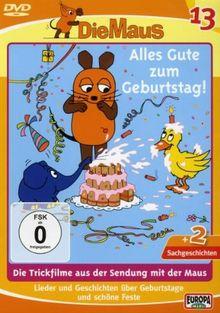 Die Sendung mit der Maus (Folge 13) - Alles Gute zum Geburtstag