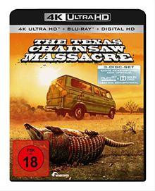 Texas Chainsaw Massacre (4K Ultra HD-Blu-ray + 2 Blu-ray-Discs + Digital Copy)