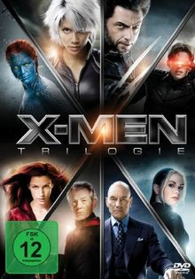 X-Men Trilogie [3 DVDs]