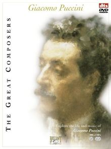 The Great Composers - Giacomo Puccini (+ 2 Audio-CDs)