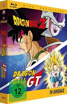 Dragonball Z + GT Specials - [Blu-ray]