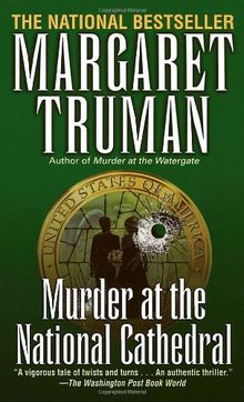 Murder at the National Cathedral (Capital Crime Mysteries)